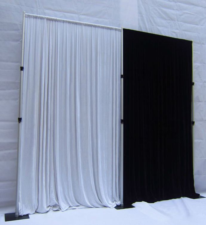 Best 25 Pipe And Drape Ideas On Pinterest