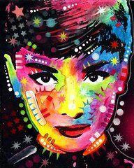 Dean Russo - Audrey Hepburn