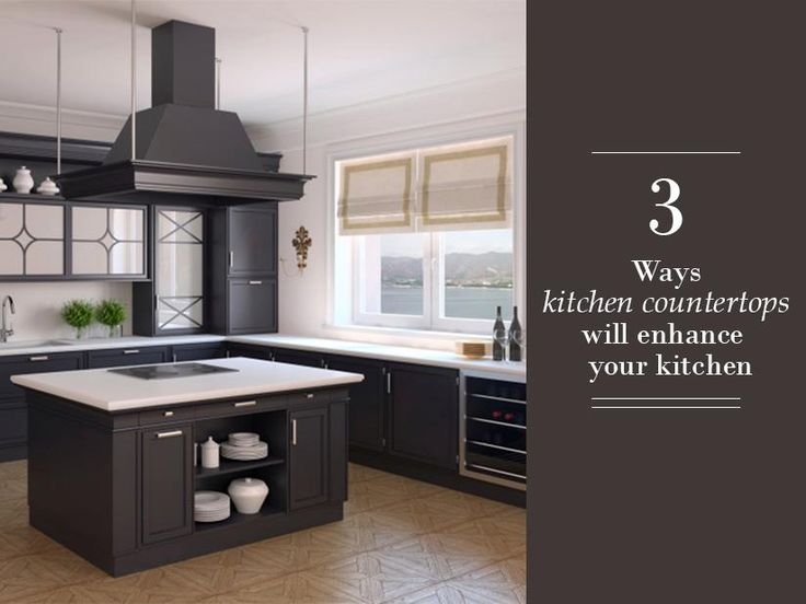 Your kitchen countertop is probably the one thing you will spend the most on when redesigning your kitchen and with good reason. Not only does your kitchen countertop assist you when cooking and entertaining but it rounds of your kitchen with character, almost like a good haircut.