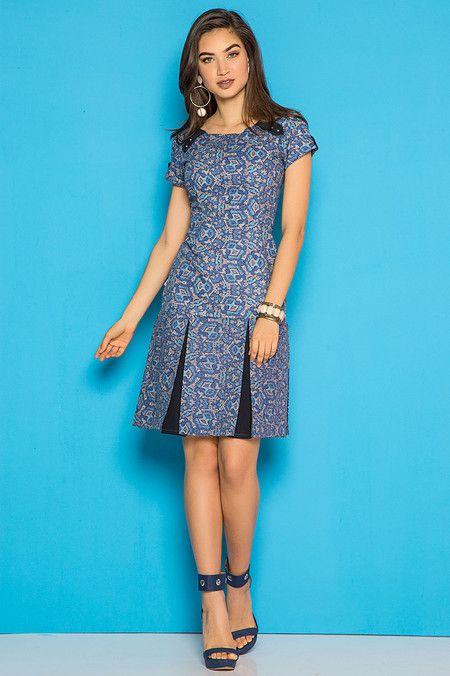 Vestido Nesgas - Raje Jeans - Moda Evangélica e Roupa Evangélica: Bela Loba