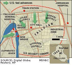 Above Fallujah Layers Of U S Air Cover