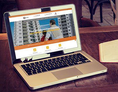 "Check out new work on my @Behance portfolio: ""Guzzo Construtora - Website"" http://on.be.net/1Ku1SFs"
