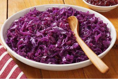 Ukrainian cooking: Cabbage Salad