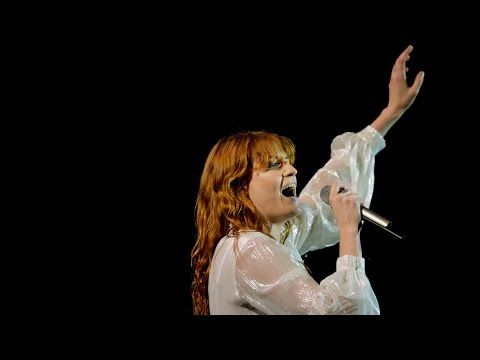 Florence + the Machine - What the Water Gave Me (Glastonbury 2015) - YouTube. Watched this live performance the other night on Comcast. Awesome...