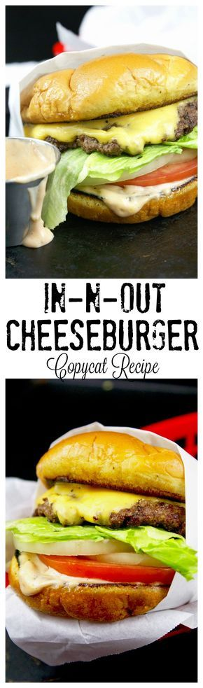 Copycat In-N-Out Burger