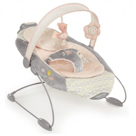 Hamaca Automatic Bouncer Piper Ingenuity Bright Starts 0m+
