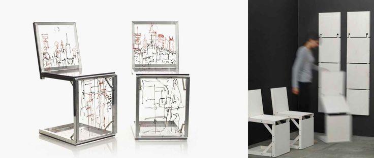 La sorprendente creatività di Dror Benshetrit, uno dei migliori designer di New York L'interior design è un universo complesso, sempre in continua evoluzione che non si limita alla creazione di mobili, ma progettando nuove forme, coinvolge i nostri stessi stili di vita. #design #arredamento #interni #casa