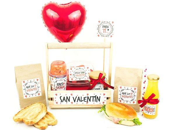 Desayuno Sorpresa de San Valentín en Bogotá