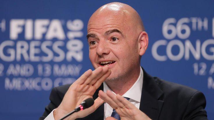 Gerüchte über geheimes Treffen: Berät Fifa-Ethikkommission über Infantino?