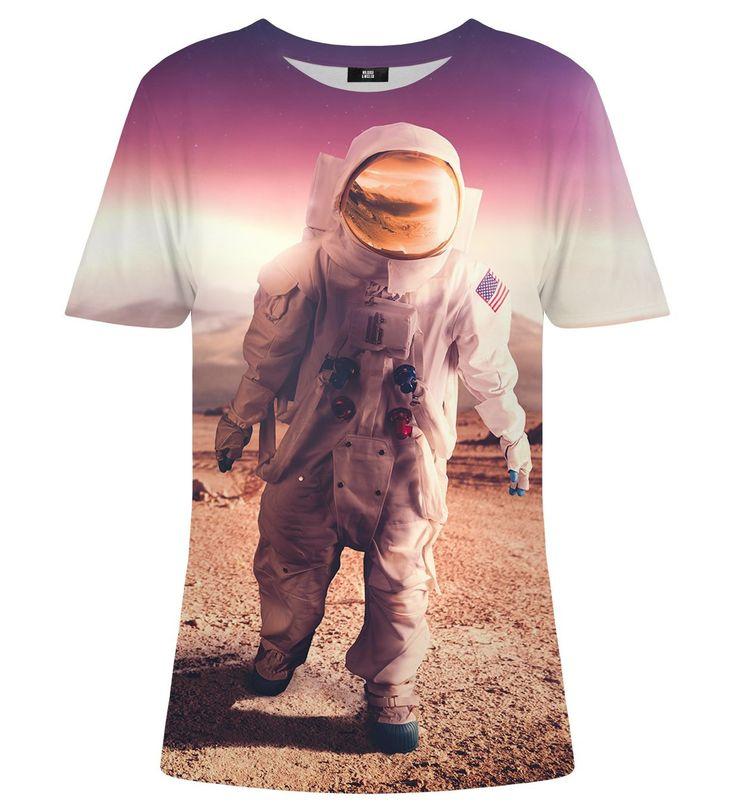 T-shirt damski First in Space   Mr. Gugu & Miss Go