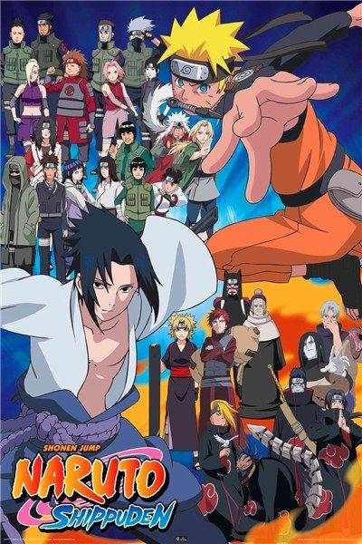 Baixar Todos Filmes de Naruto Legendado MP4 Torrent