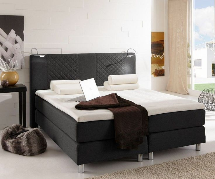 Hemnes Bett Rausfallschutz : 1000+ ideas about Boxspringbett 140×200 on Pinterest