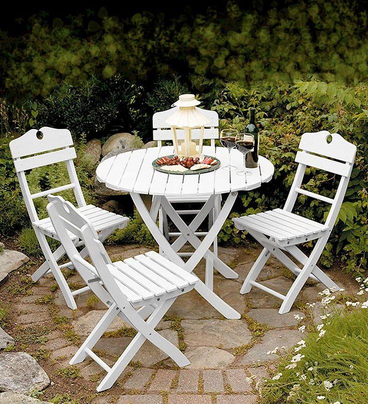 Attractive Eucalyptus English Garden Table. Outdoor ...