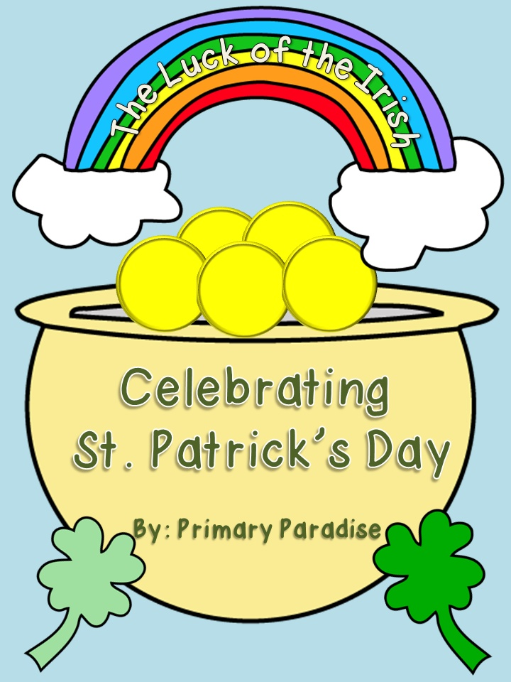 19 best images about St. Patrick's Day - School Ideas on ...