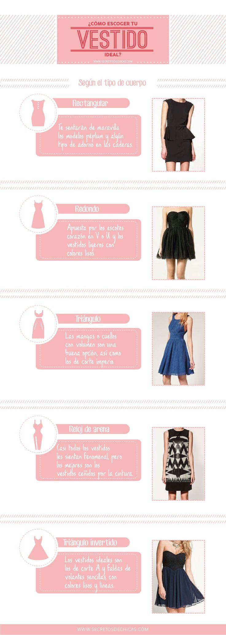 Cómo escoger el vestido ideal