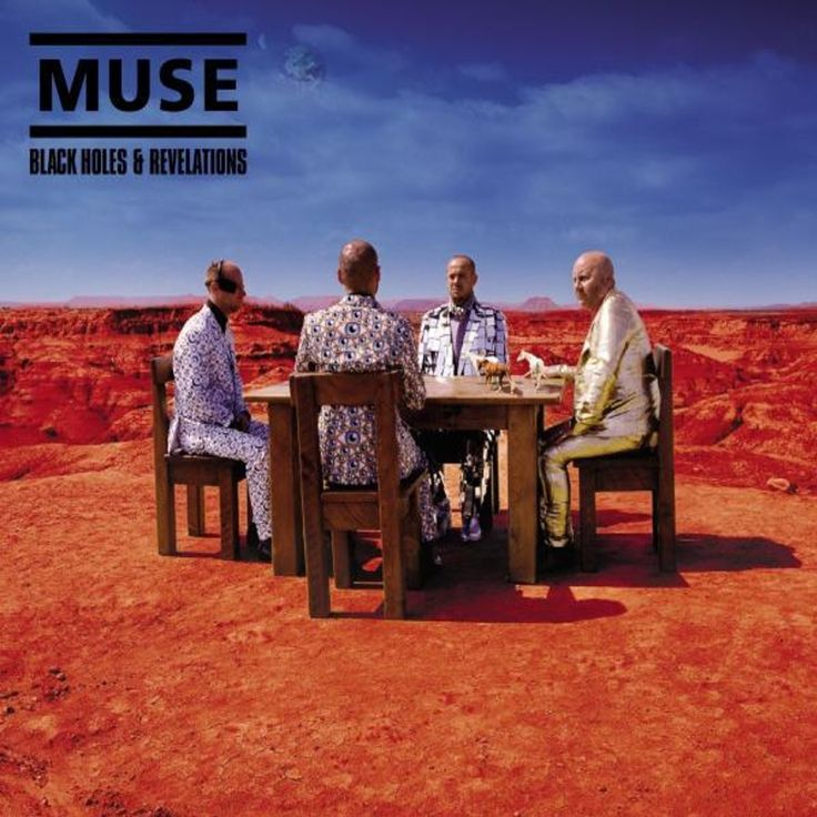 black holes and revelations muse - Google Search