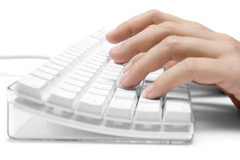 When is a transcription service not a transcription service?