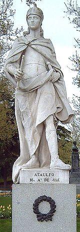 Ataúlfo – Wikipédia, a enciclopédia livre