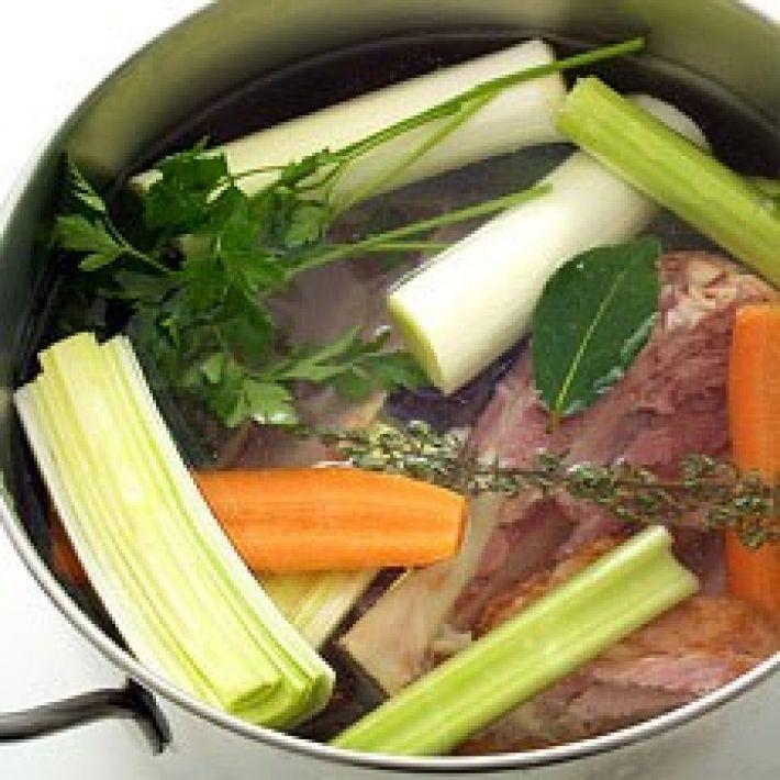 A picture of Delia's Ham Bone Stock recipe
