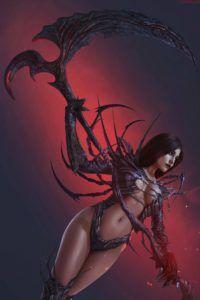 Incredible Witchblade Cosplay by Christina Fink - Geekz Girlz