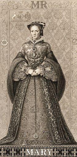 Mary Tudor, Queen of England                                                                                                                                                                                 More