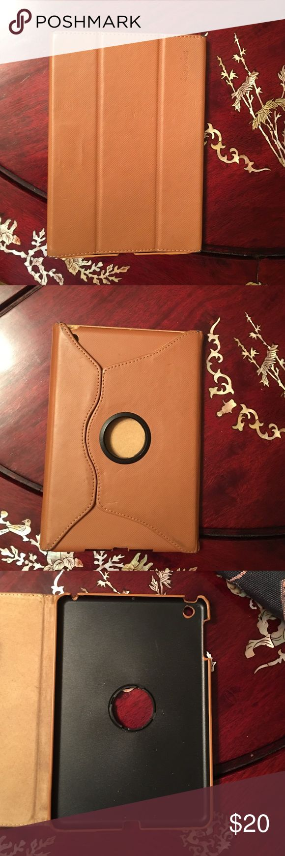 1st generation iPad mini case Leather iPad mini. In great condition Accessories Tablet Cases