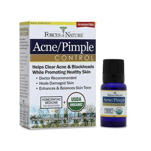 Forces of Nature Acne Pimple Cleanser, 3.5 Oz LL Regeneration Blossom Dew Gel 5.07 fl. oz. gel By Annemarie Borlind