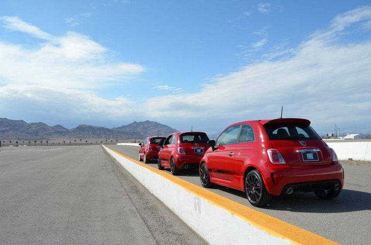The FIAT 500 Abarth Track Experience: Firsthand