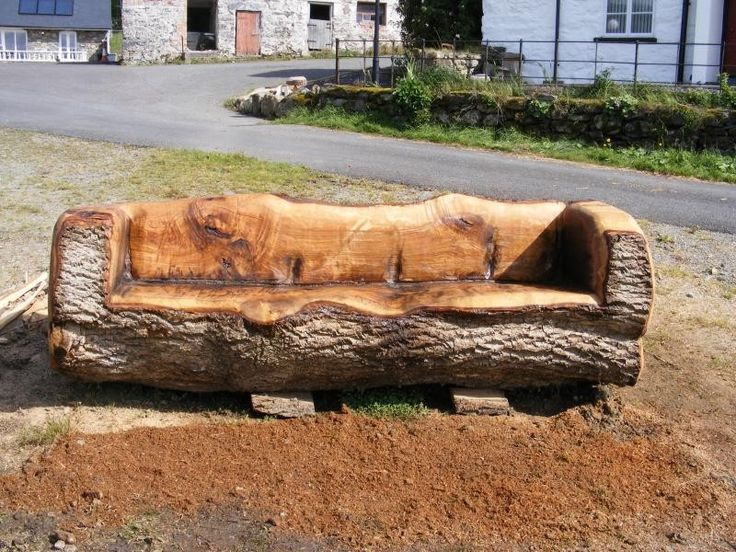 furniture made from tree trunks. unique furniture made from tree stumps and logs the ownerbuilder network trunks e