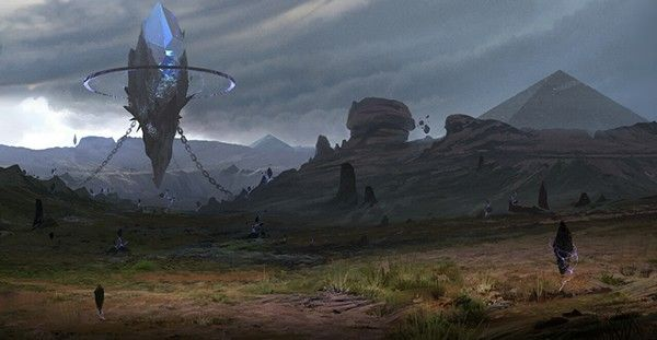 Painting, Concept Art and Illustration 2014 on Digital Art Served