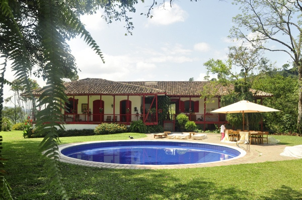 Hacienda Venecia is over 100 years old & still produces Premium coffee today. Enjoy the ambiance of the grounds along with great coffee.