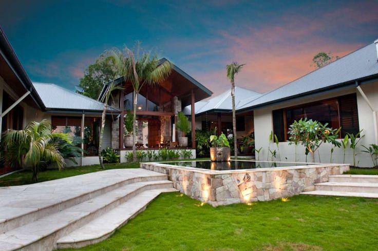 Bali meets the Australian Farm House on Architizer