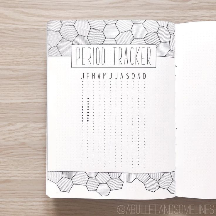 Top 12 habit tracker bullet journal spreads