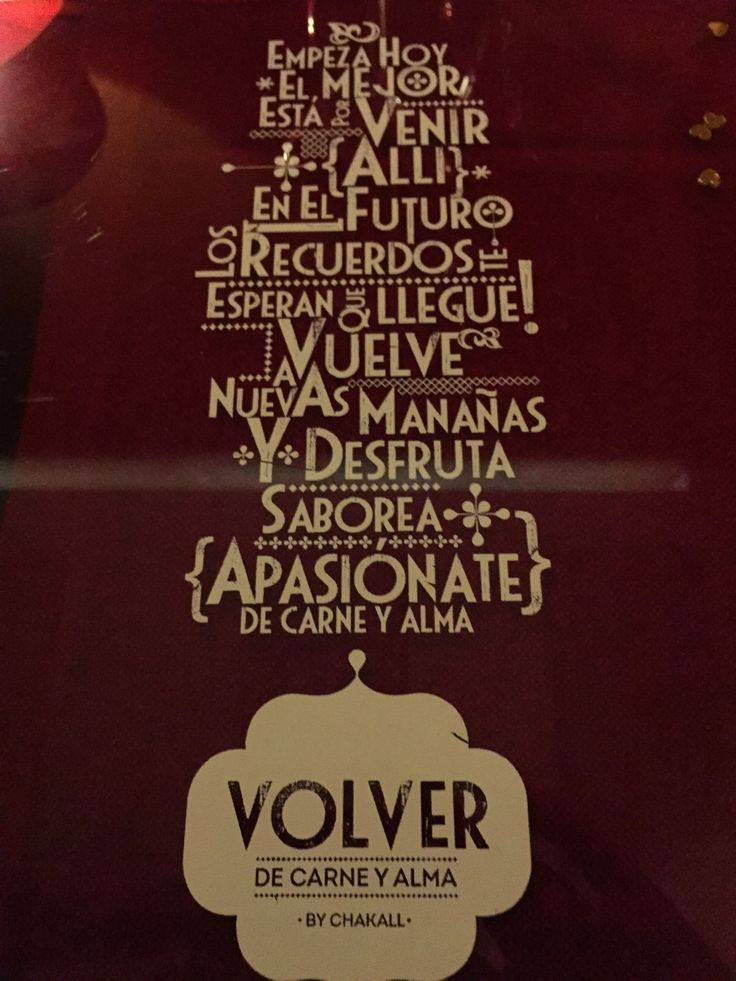 Volver By Chakall