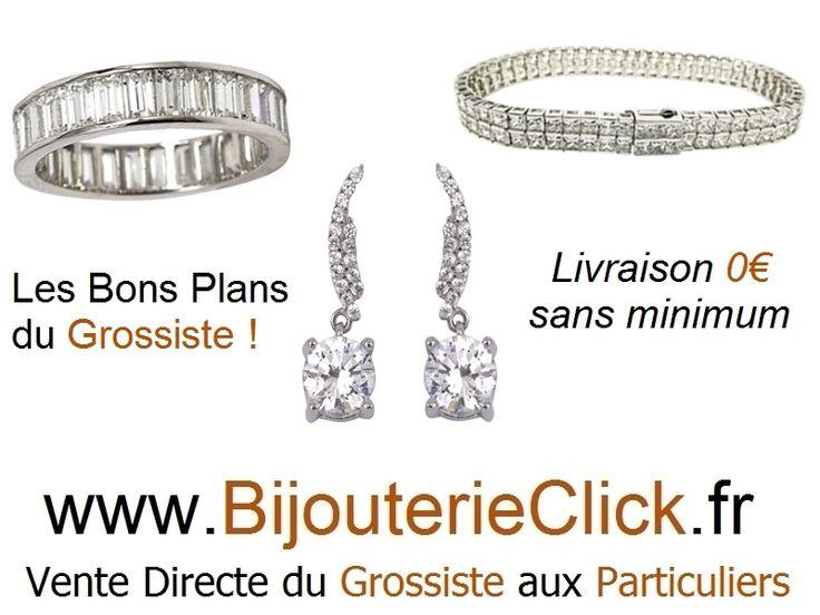 Grossiste bijoux vente aux particuliers