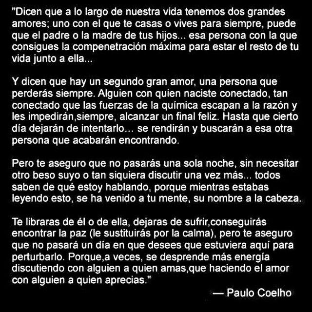 Frases Espaol Paulo Coelho Quotes T Paulo Coelho