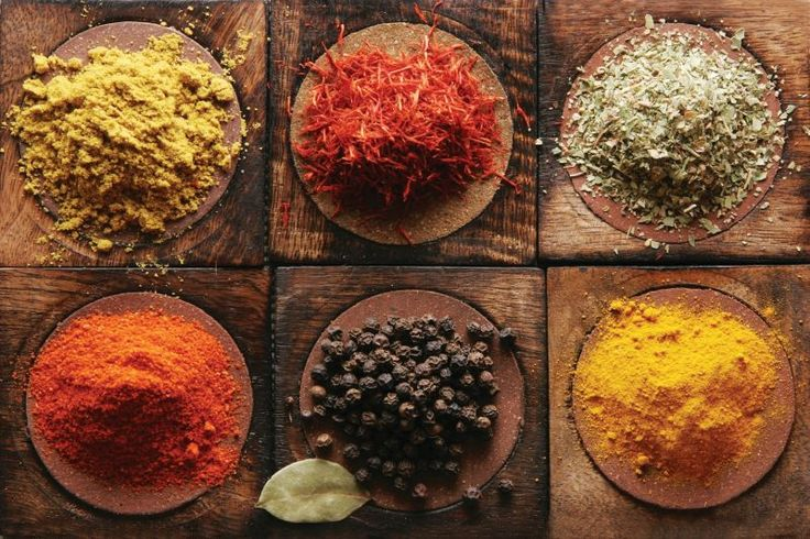 Spices, colors, fresh, organic, Restaurant - Phoenicia Holiday Resort, North Mamaia, Constanta, Romania