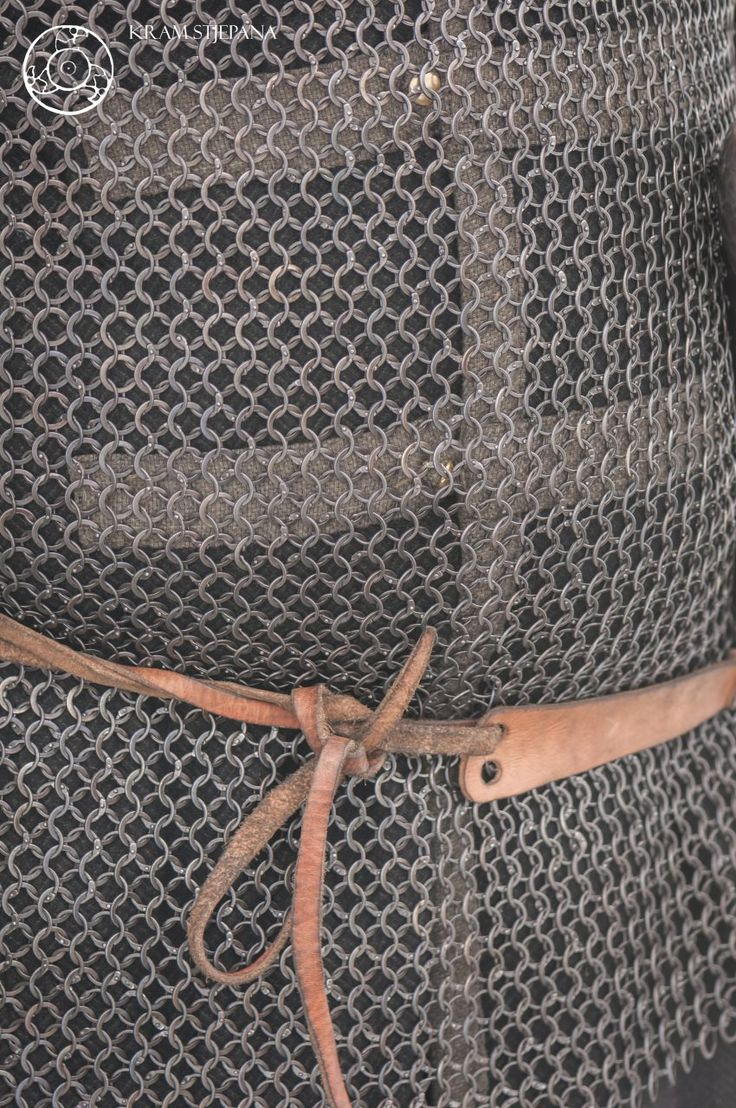 riveted chainmail vol.2 : Kram Stjepana