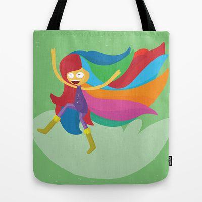 Musa Tote Bag by Puchu - $22.00