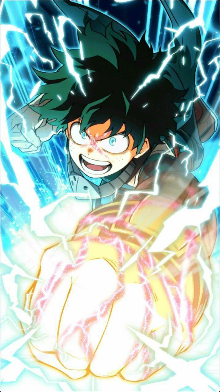Live Anime Wallpaper My Hero Academia