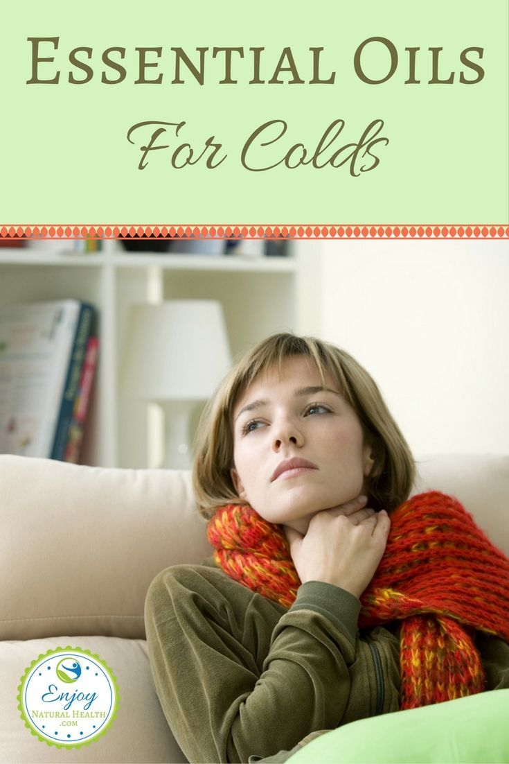 Here are some of the best essential oils for colds