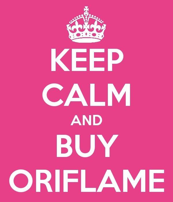 Keep calm and buy Oriflame #pink  Seja CLIENTE ou REVENDEDORA Oriflame ✎ Inscreva-se em http://pt.oriflame.com/recruits/online-registration.jhtml?sponsor=16285363 ou em http://www.oriregisto.com/