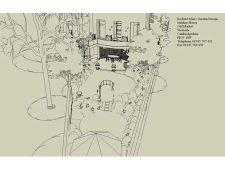 Designs | Projects | Richard Miers - Garden Design