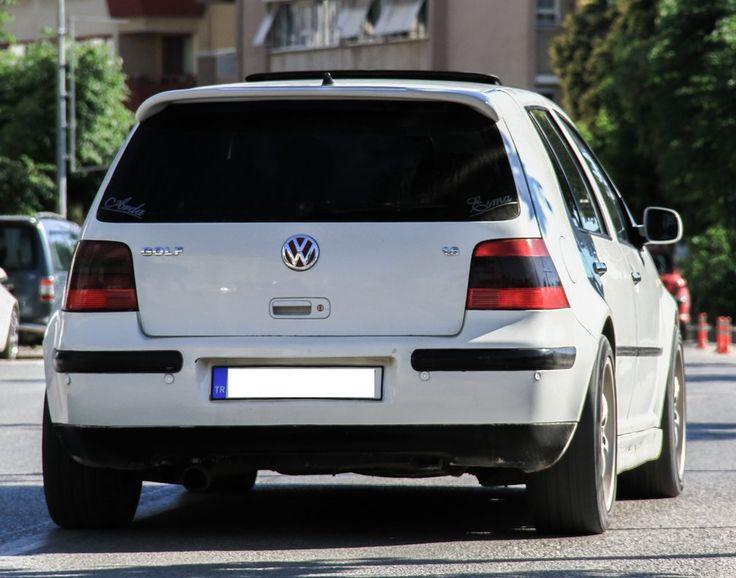Volkswagen Golf 1.6 Mk4 by ErdemDeniz.deviantart.com on @DeviantArt
