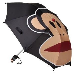 Paul Frank Black Umbrella