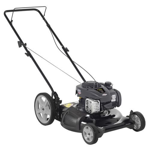 Walk-Behind Mowers 71272: Poulan 21 2-In-1 High Wheel Push Lawn Mower -> BUY IT NOW ONLY: $179.99 on eBay!