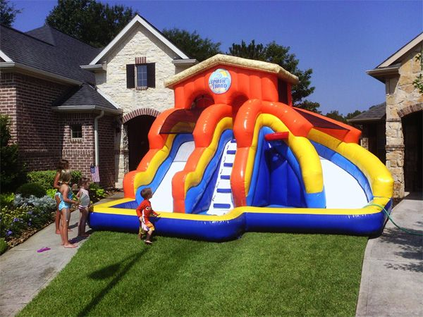 15 best images about Water Slide/Pool Party Ideas on ...