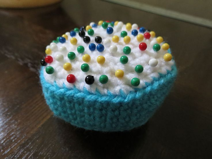 Magic Ring Crochet Amigurumi : 1000+ images about Crochet Pincushions on Pinterest Pin ...