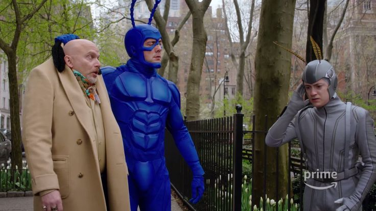 Amazons The Tick trailer keeps the comics oddball humor Its been over two decades since the idiosyncratic comic The Tick was successfully adapted into three seasons of a Saturday morning cartoon but its first live-action TV version a few years later was tragically cancelled after nine episodes. Amazon decided to give the idea another go by greenlighting a new take on The Tick last fall after its first trial episode survived the platforms viewer voting pilot period. The first trailer for the…