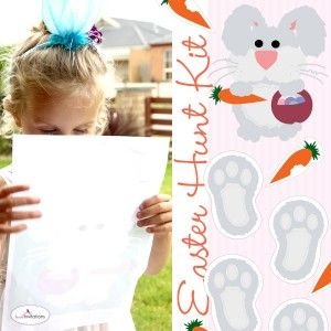 Free Easter Hunt Printable Kit